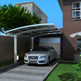 Outdoor Aluminum Polycarbonate Awning Carport