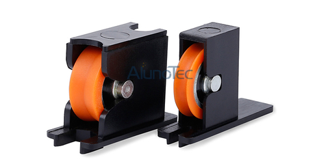 PVC Silding Window And Door Pulley Wheel Rollers