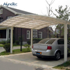 Heat Resistant Shading Aluminium Canopy Carport with Polycarbonate Sheet
