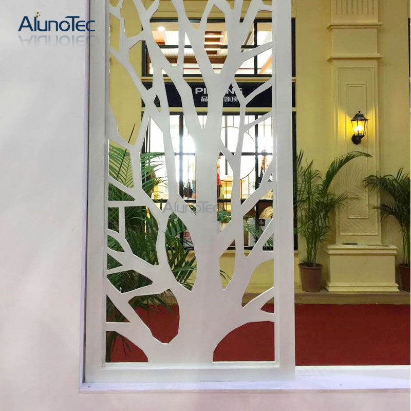 Low Cost Pvdf Coated Panel Partition Panels for Home