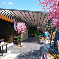 Waterproof Awning Outdoor Motorized Retractable Awnings