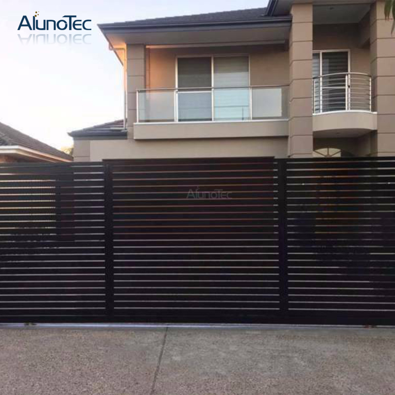 Garden Sheet Metal Aluminum Slat Fence Panel Prices View Aluminum Fence Prices Amshine Product Details From Su Zhou Amshine Building Material Co Ltd On Alibaba Com