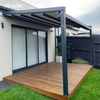 Electric Outdoor Aluminum Retractable Awnings