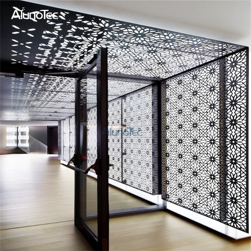 Hot Selling Strip Aluminum Metal Ceiling Decoration Use For Indoor