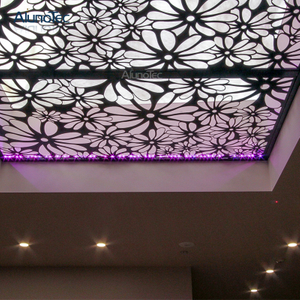 China High Quality Suspended Ceiling Aluminum Use For Shopping Mall