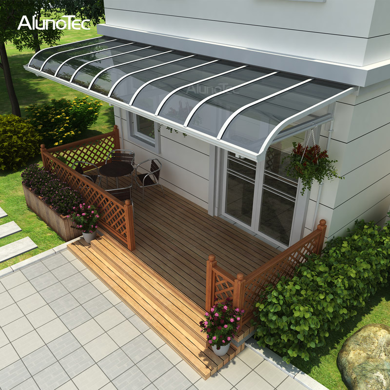 Best Selling High Snow Load Polycarbonate Patio Roof Awnings Buy Metal Awning Patio Awnings Polycarbonate Canopy Product On Aluminum Pergola Alunotec