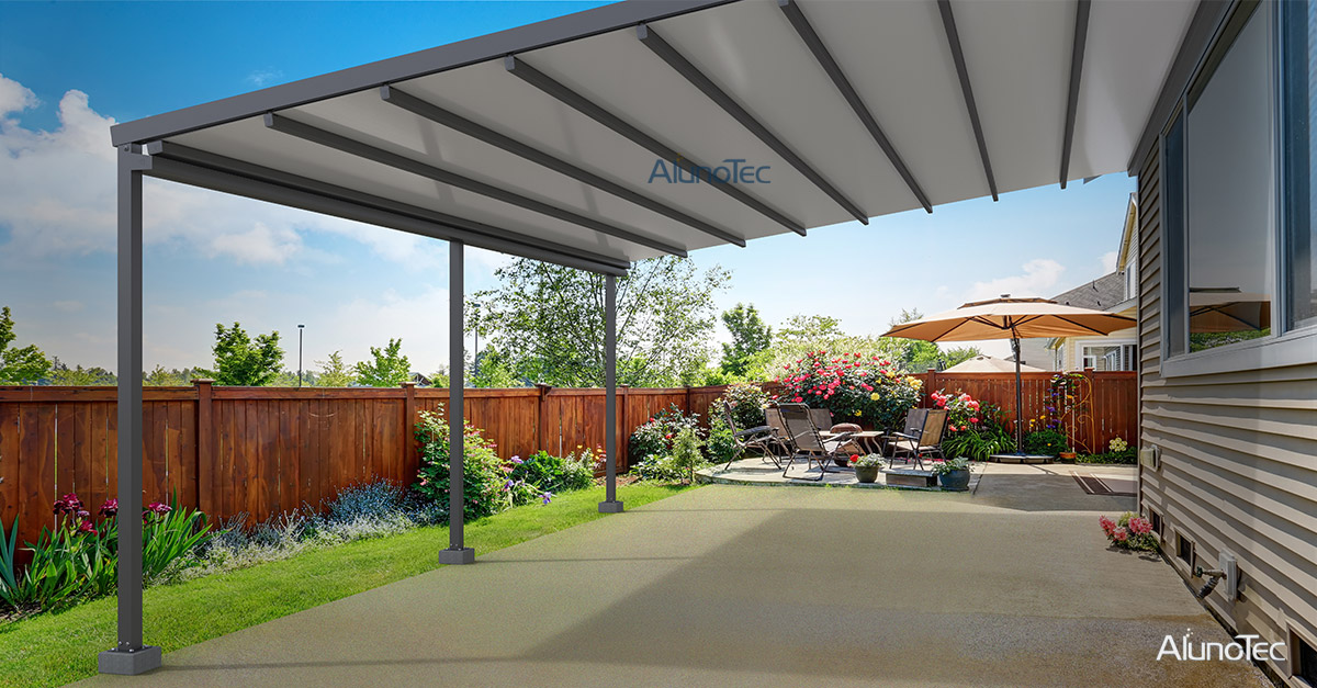 Retractable Awning Pergola System Create Your Outdoor Living