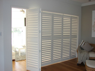 Exterior Wall Aluminum Louvre Shutter For Windows And Doors