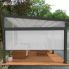 4x4 Electric Awning Retractable Roof Canvas With Rain Sensor