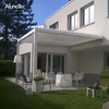 Easily Assembled Waterproof Awning Aluminum Pergola Kits For Backyard
