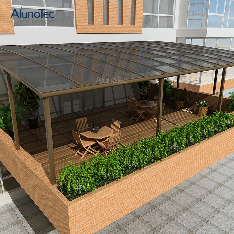 Unique Design Sun Shade Standard Garden Aluminium Patio ...