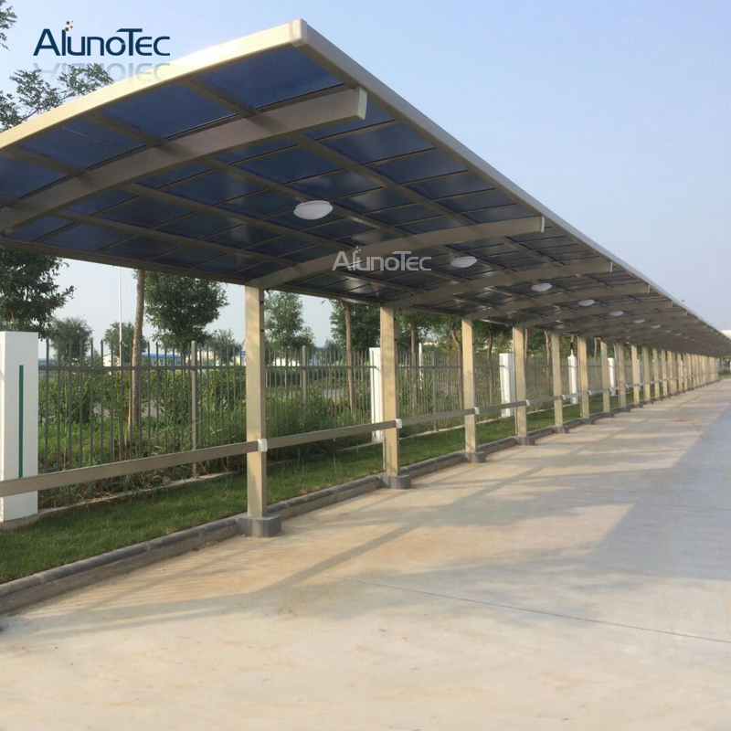 High Quality Metal Carport Roof Aluminum Car Covers and Shelter