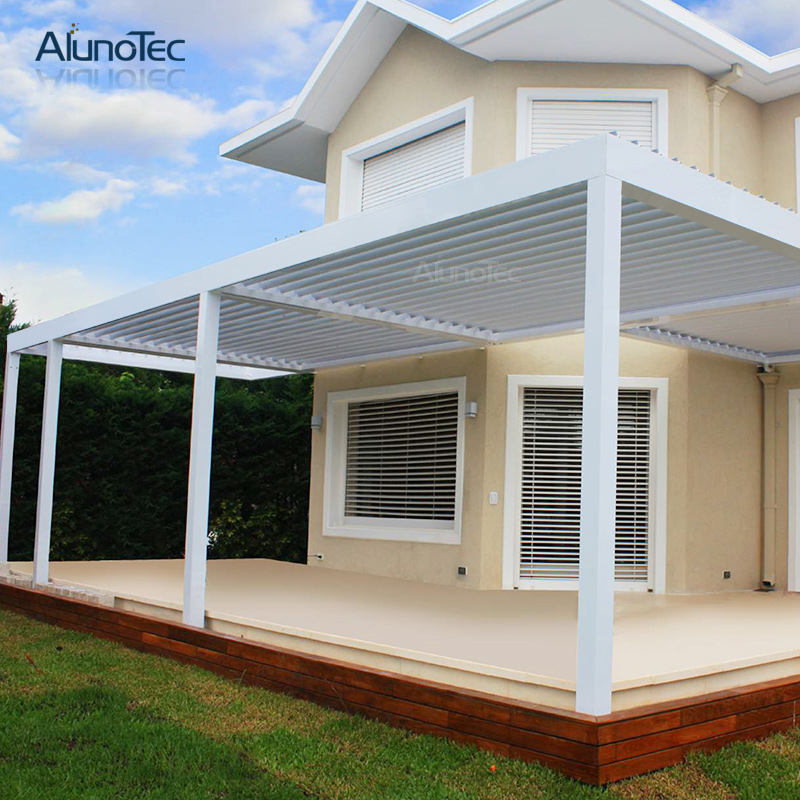 Low Cost Party Tent Adjustable Pergola Aluminium For Outdoor