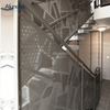 Oem Outdoor Decoration Engrave Metal Screen Gate Door Design
