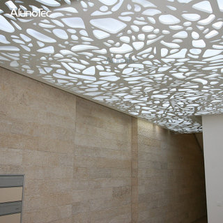Hot Selling Various Aluminum Ceiling Design For Residential Building