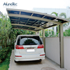 Hot Selling Polycarbonate Sheet Car UV Protection For Parking