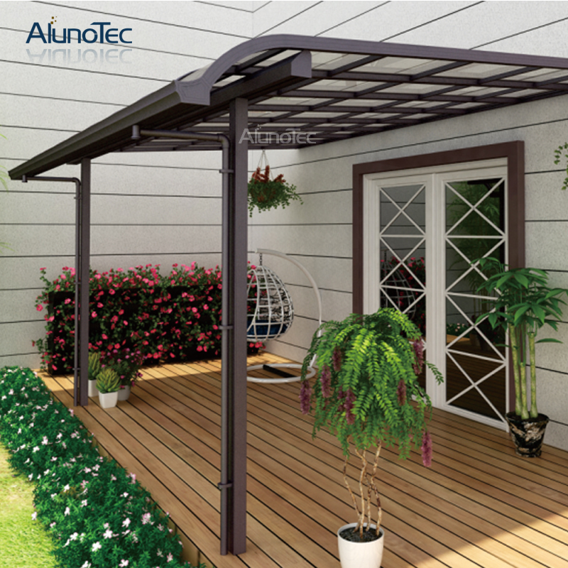 Professional Cheap Aluminum L Patio Awning For Living ...