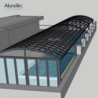 Customized Polycarbonate Solid Roof Outdoor Canopy Balcony Awning Design
