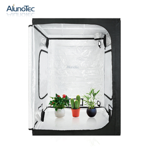 120 X 120 X 80 Inches Indoor Hydroponic Growing Dark Room Flower Plant Grow Tent