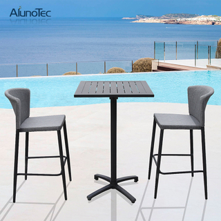 Bar Furniture Sets with Stool Chair and Table