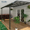 Hot Sale Aluminum Rainproof Patio Awning Gazebo Kits For Outdoor
