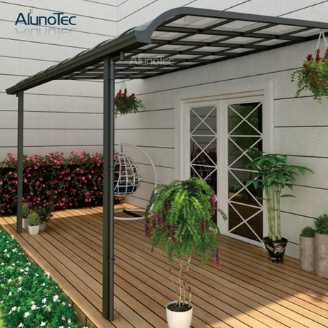 Professional Cheap Outdoor Aluminum R Patio Awning Canopy For Living Space