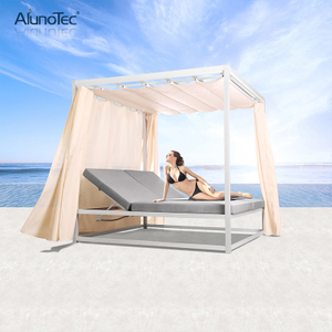 Outdoor Sunbed Lounger Daybed Lounges