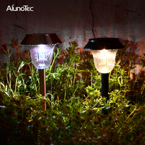 Decorative Modern Warm/White Light Outdoor Led Solar Light For Garden Lawn